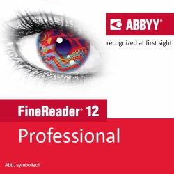 ABBYY FineReader 12 Professional MAC DE ESD