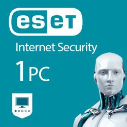 ESET Internet Security 1 PC 1 ROK