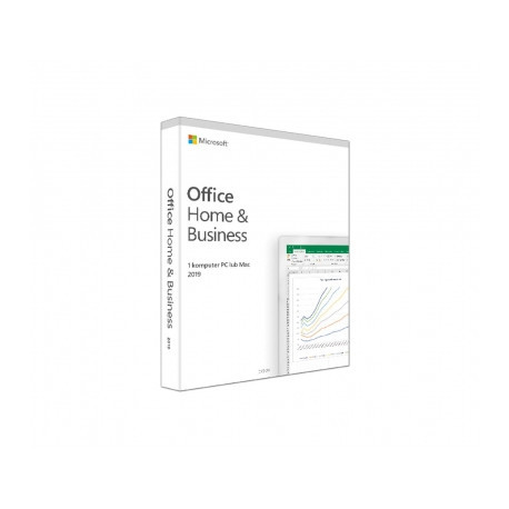 Microsoft Office Home & Bussines 2019 ESD MAC