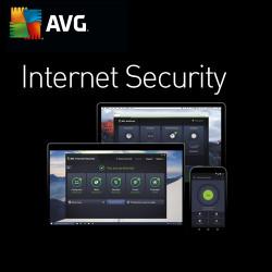 AVG Internet Security 1 PC 2018